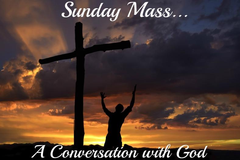 sunday mass picture